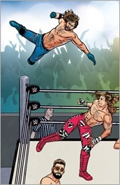 WWE #1 Cover G - Royal Rumble
