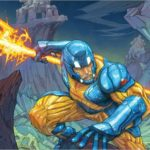 First Lettered Preview: X-O Manowar #1 by Kindt & Giorello
