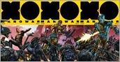 X-O Manowar #1 Cover - Suayan Variant