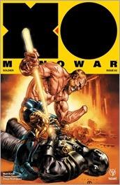 X-O Manowar #2 Cover A - LaRosa