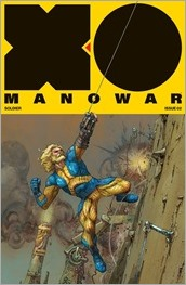 X-O Manowar #2 Cover B - Rocafort
