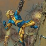 First Look: X-O Manowar #2 by Kindt & Giorello (Valiant)