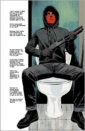 Kill or Be Killed #5 Preview 1