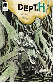Dept. H #11 Cover