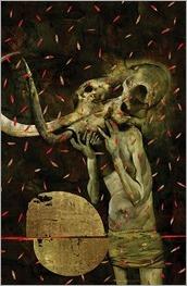 American Gods: Shadows #1 Cover - McKean Variant