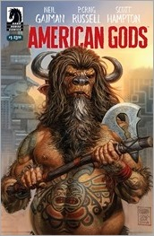 American Gods: Shadows #1 Cover
