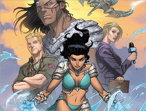 All New Fathom #1 (vol 6)