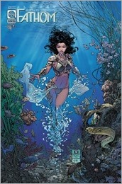 All New Fathom #1 Cover D - Caldwell