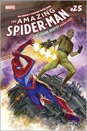 Amazing Spider-Man #25 Cover