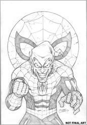 Amazing Spider-Man #25 Cover - Lim Classic Variant