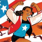 First Look: America #1 by Rivera & Quinones (Marvel)