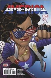 America #1 Cover