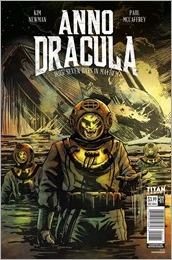 Anno Dracula #1 Cover C - Williamson