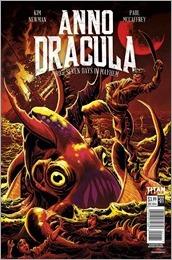 Anno Dracula #1 Cover D - Zornow