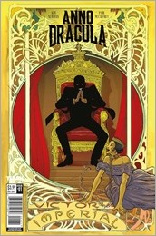 Anno Dracula #1 Cover E - Collins