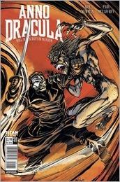 Anno Dracula #1 Cover B - Mandrake