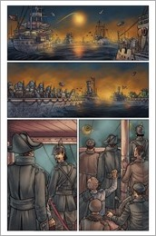 Anno Dracula #1 Preview 1