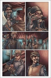 Anno Dracula #1 Preview 2