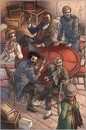 Anno Dracula #1 Preview 6
