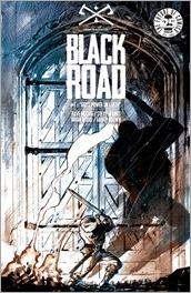 Black Road #7 Cover