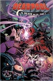 Deadpool #28 Cover