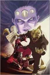 Deadpool #28 Cover - Lopez Variant