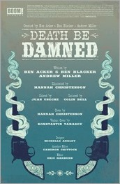 Death Be Damned #1 Preview 1