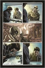 Iron Fist #1 First Look Preview 1