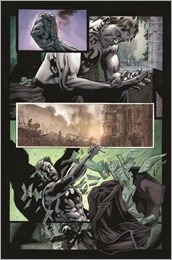 Iron Fist #1 First Look Preview 3