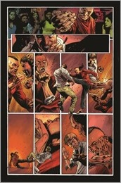 Iron Fist #1 First Look Preview 4