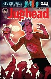 Jughead #13 Cover - Caldwell Variant