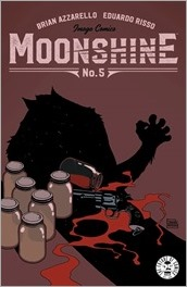 Moonshine #5 Cover