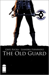 The Old Guard #1 Cover