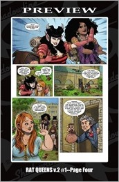 Rat Queens #1 Preview 3