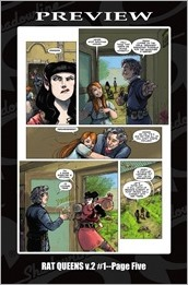Rat Queens #1 Preview 4