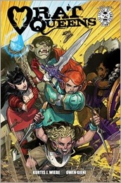 Rat Queens #1 Cover