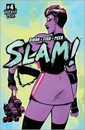 SLAM! #4 Cover