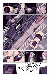 Secret Weapons #1 First Look Preview 2