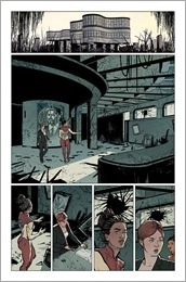 Secret Weapons #1 First Look Preview 3