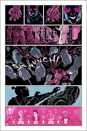 Secret Weapons #1 First Look Preview 6