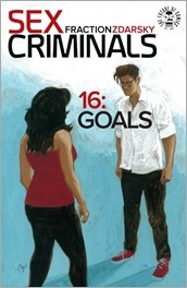Sex Criminals #16 Cover