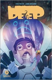 The Deep #2 Cover