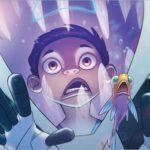 Preview: The Deep #2 by Taylor & Brouwer (KaBOOM!)