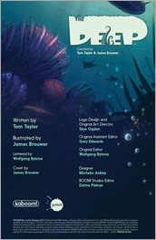 The Deep #2 Preview 1