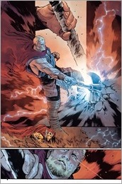 The Unworthy Thor #5 First Look Preview 1