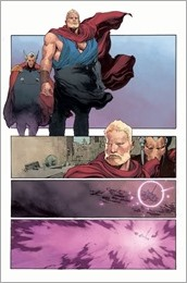 The Unworthy Thor #5 First Look Preview 3