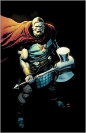 The Unworthy Thor #5 Cover - Yu Variant