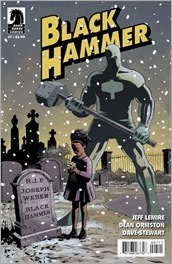 Black Hammer #7 Cover - Ormston
