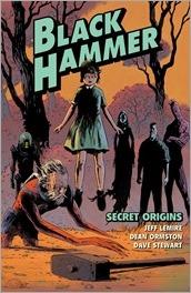 Black Hammer Volume 1: Secret Origins Cover