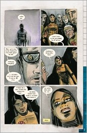 Dept. H #12 Preview 5